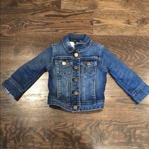 Crew Cuts Jean jacket